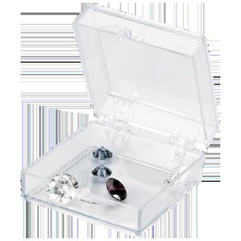 Plastic Transparent Box Empty