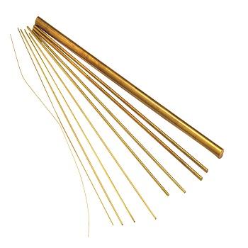 Solid Brass Wire 11