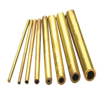 Hollow Brass Set of 8