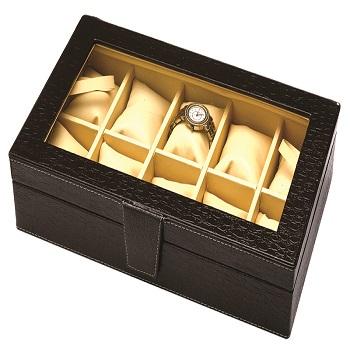 Watch Display and Storage Box