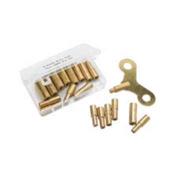 Clock Keys #000 to 15 [Assortment of 18 Sizes]